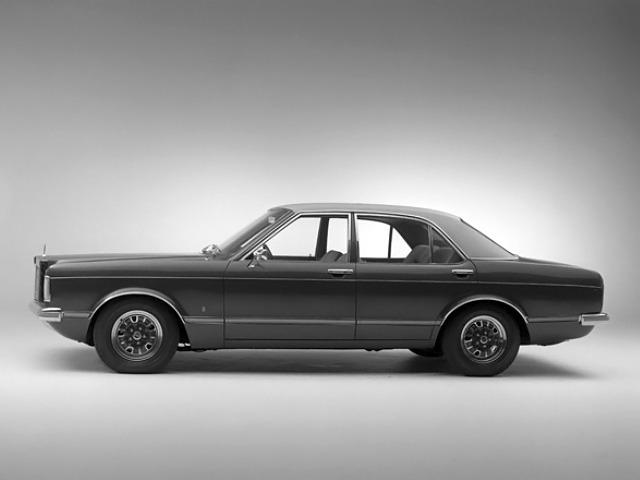 Lincoln Mark I Concept (1973)