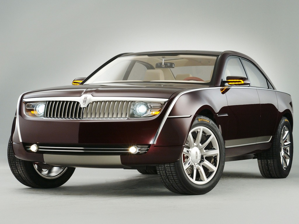 Lincoln Navicross 2003 Old Concept Cars