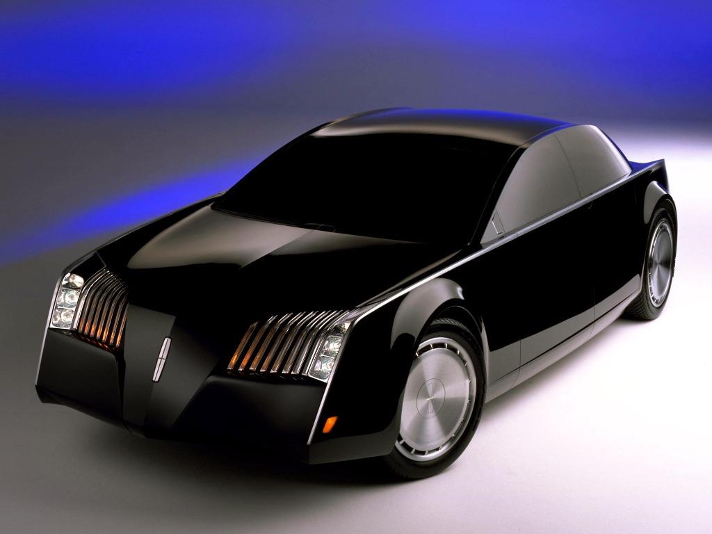Lincoln Sentinel Concept (1996)