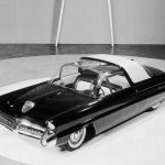 Lincoln Typhoon Concept Car (1957)