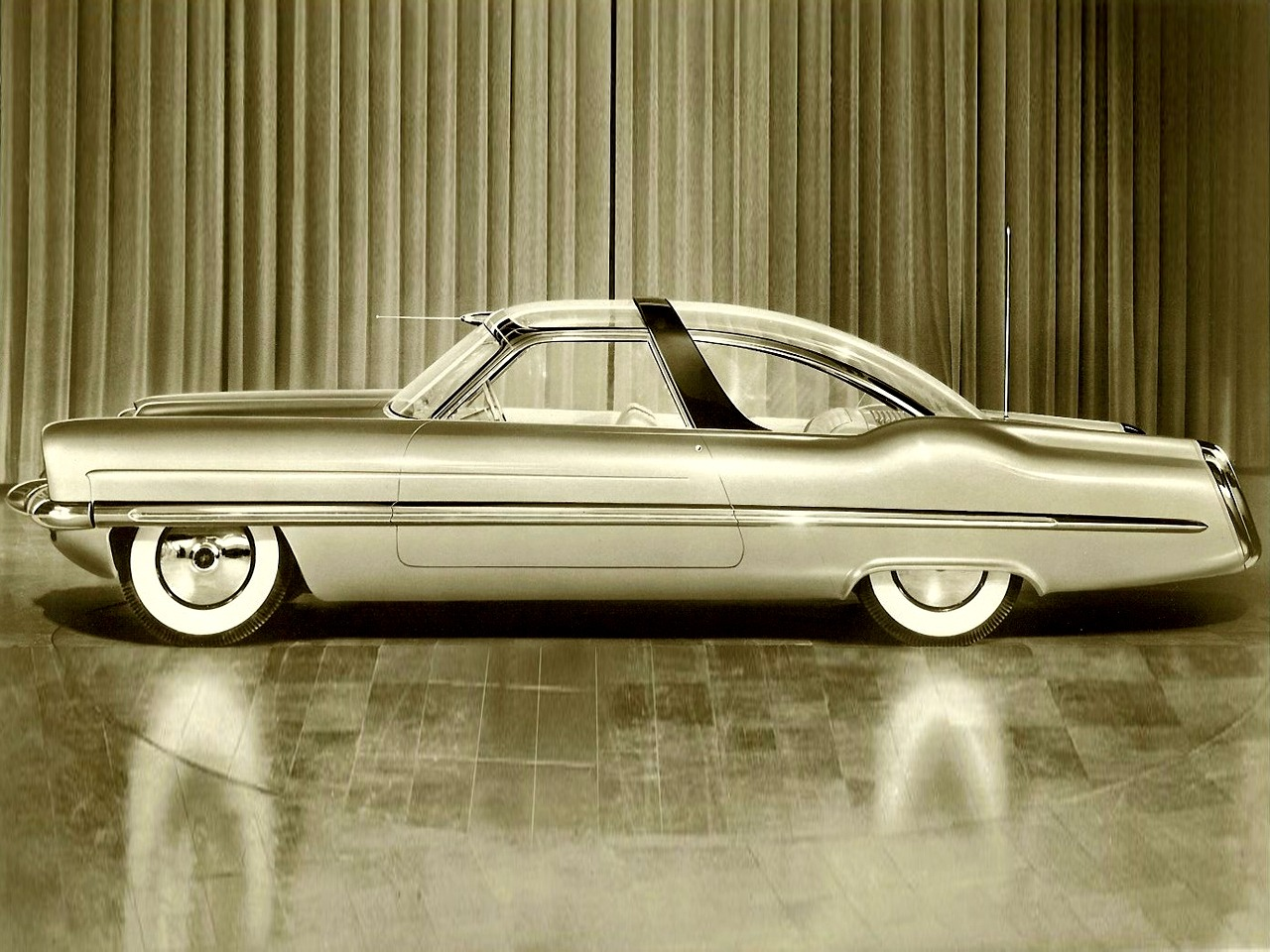 Lincoln XL-500 Concept Car (1953) – Old Concept Cars