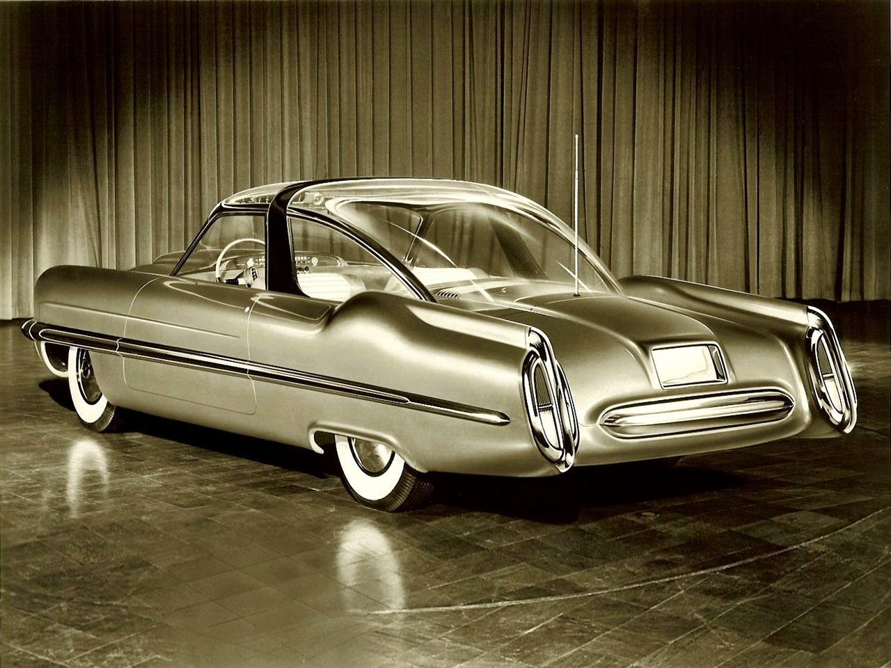 Lincoln xl-500 concept car 1953