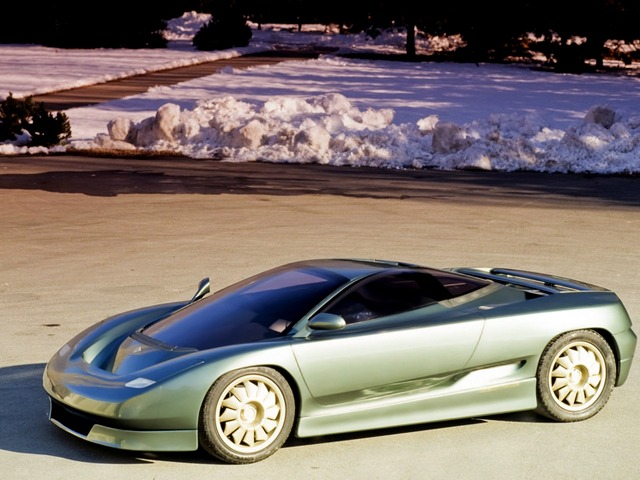 Lotus Emotion Concept (1991)