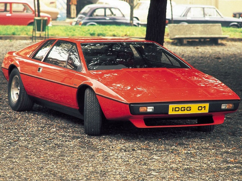 Lotus Esprit IDGG 01 (1973) – Old Concept Cars