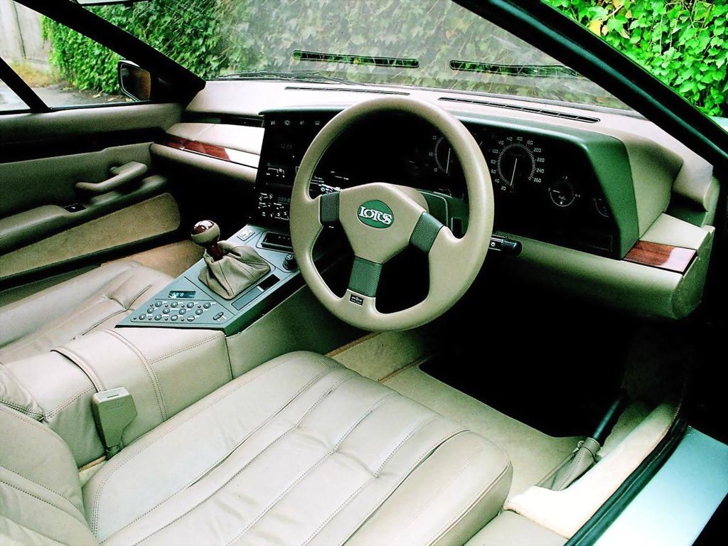lotus etna concept (1984) – old concept cars
