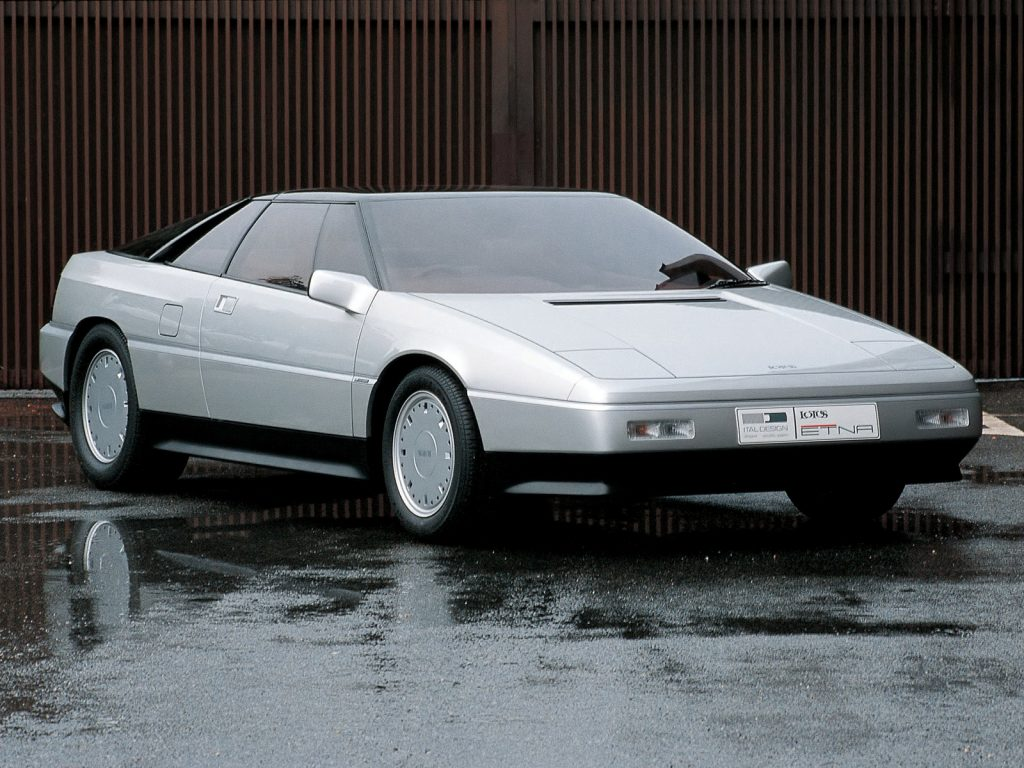 Lotus Etna Concept (1984)