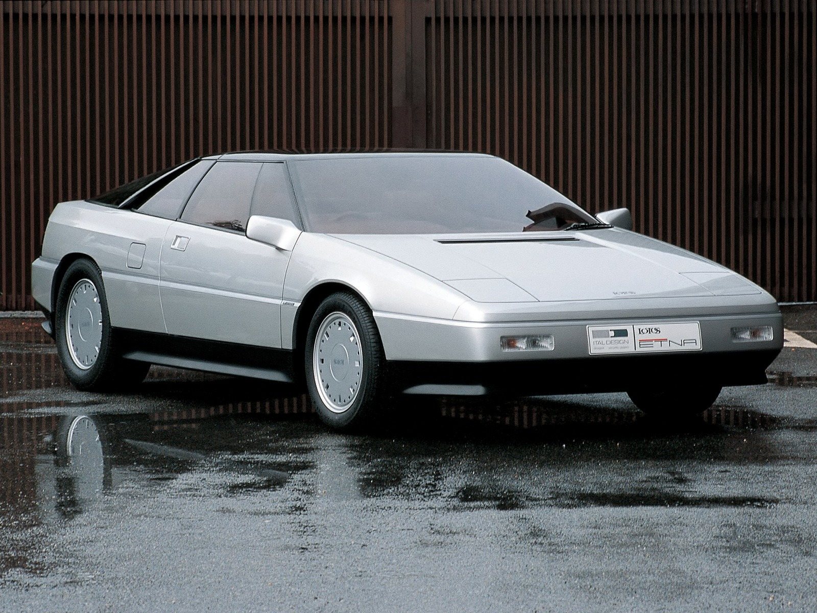 Lotus Etna Concept (1984) – Old Concept Cars