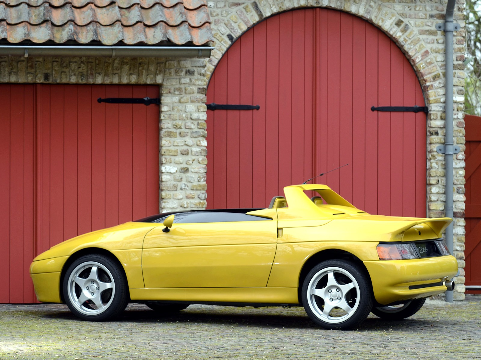 Lotus M200 Concept (1991) – Old Concept Cars