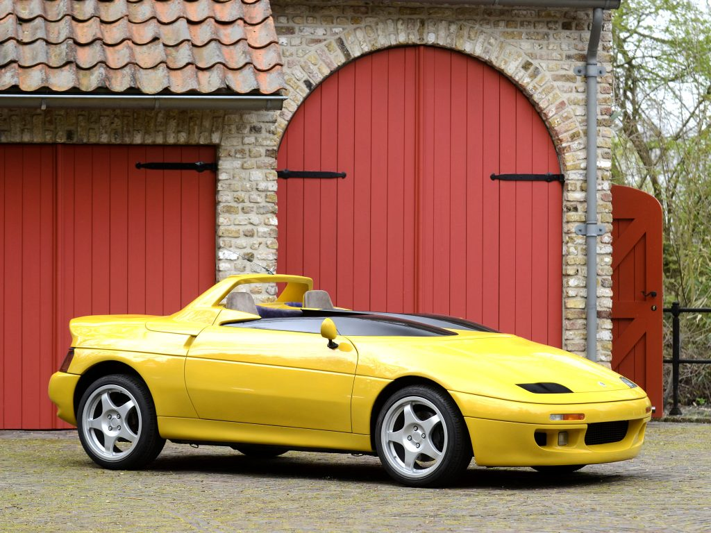 lotus archives old concept cars