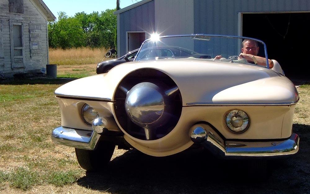 Manta Ray (1953) – Old Concept Cars