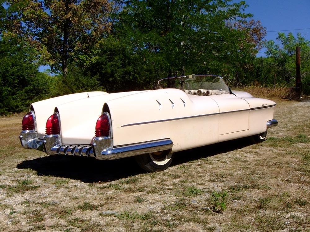Manta Ray 1953 Old Concept Cars