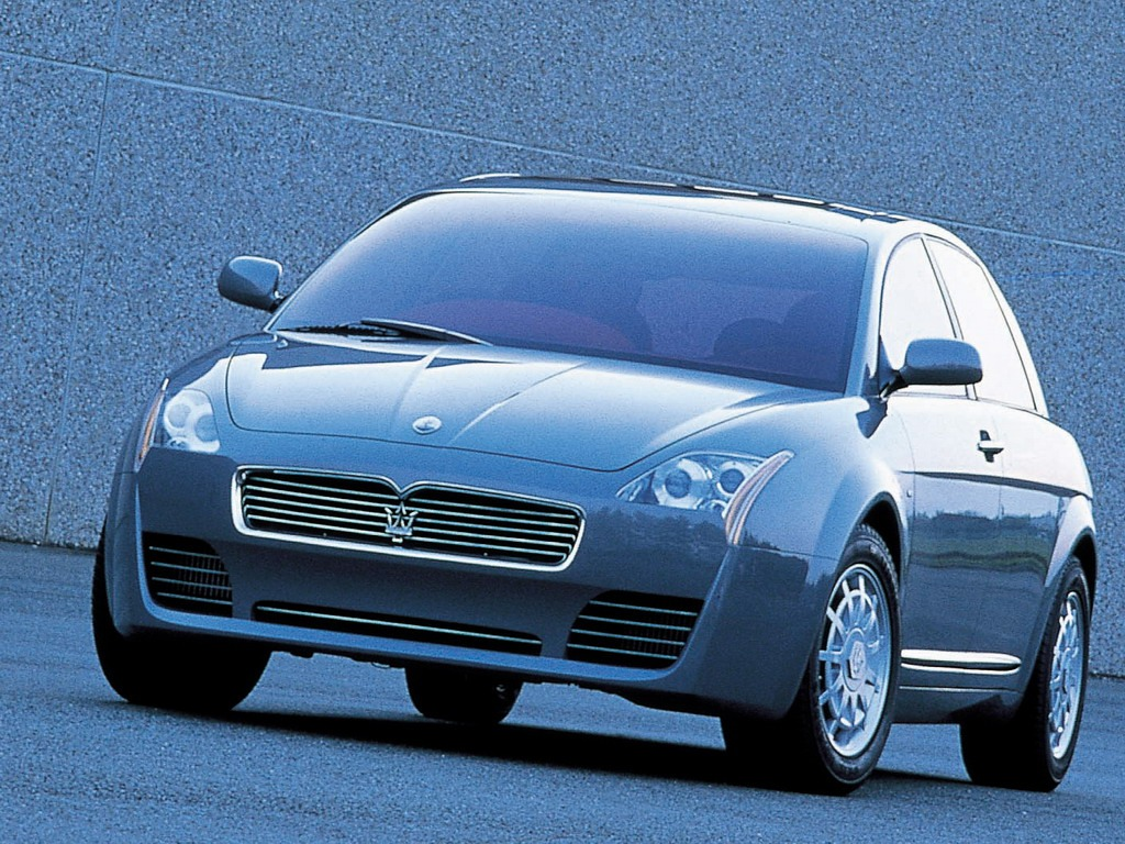 Maserati Buran Concept (2000)