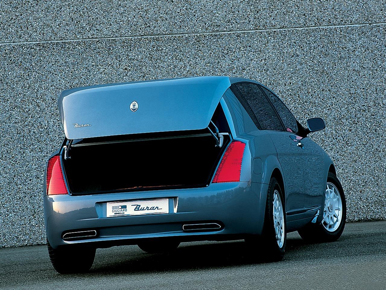 Volkswagen Near Me >> Maserati Buran Concept (2000) - Old Concept Cars