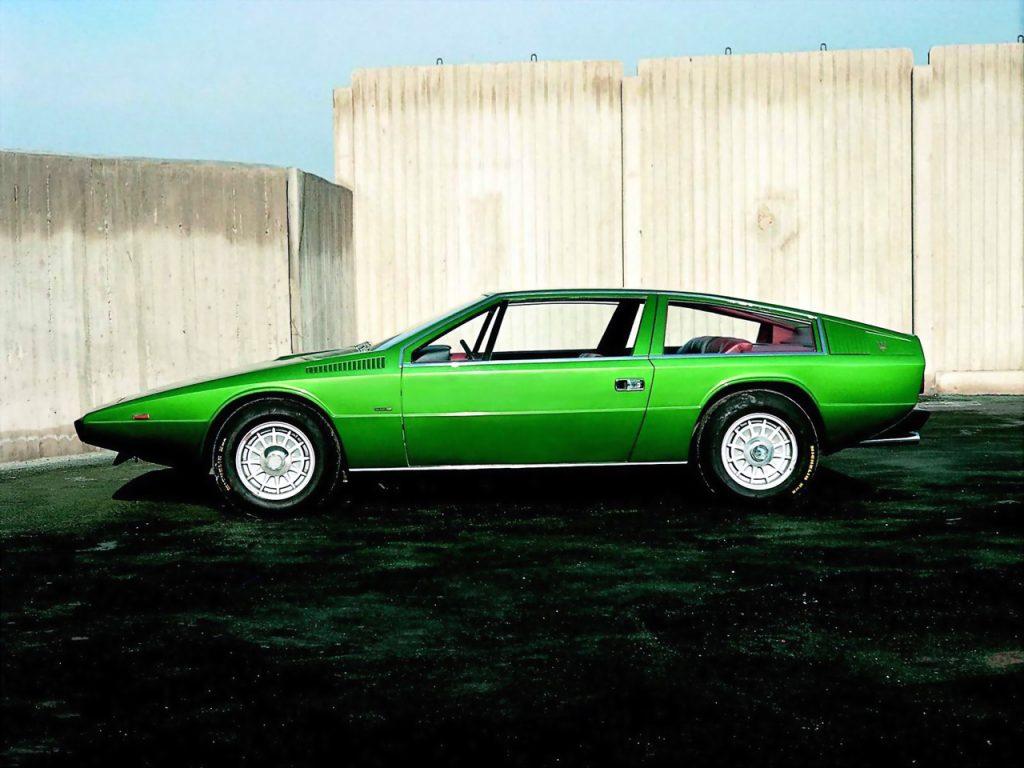 Maserati Coupe 2+2 Concept (1974)