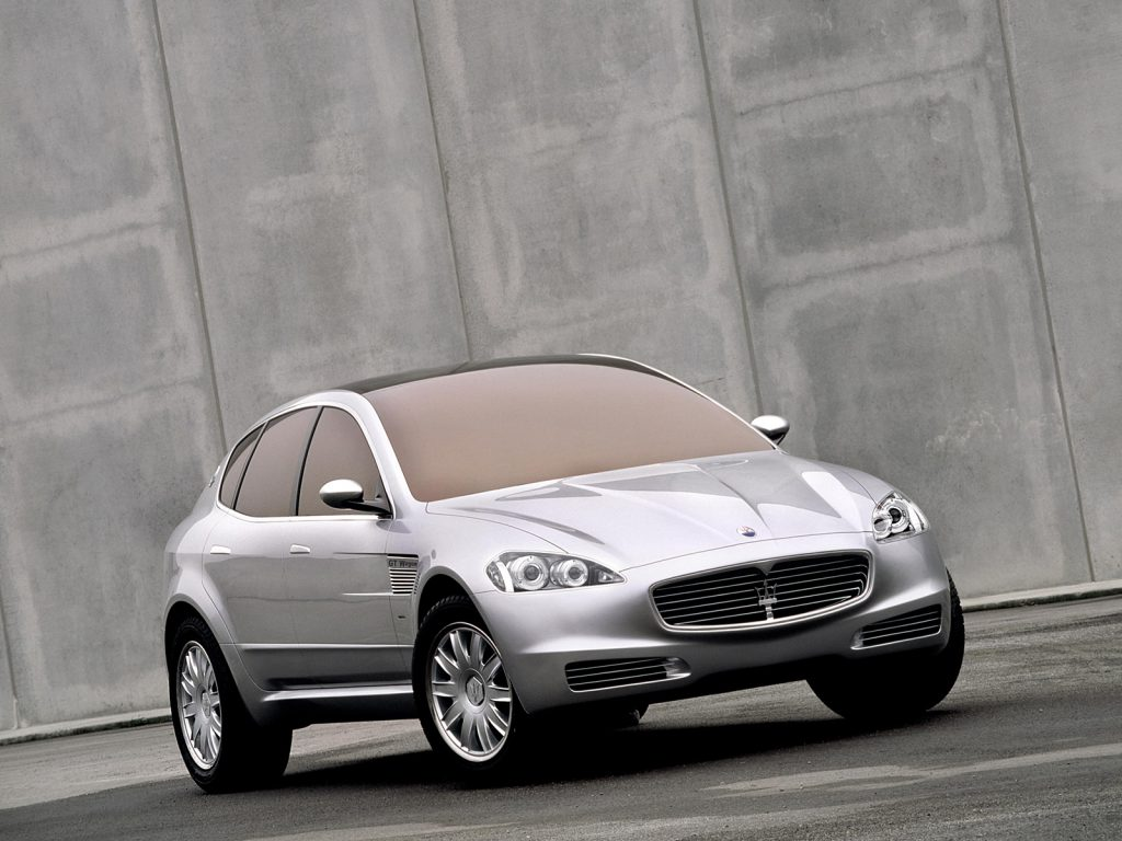 Maserati Kubang GT Wagon Concept (2003)