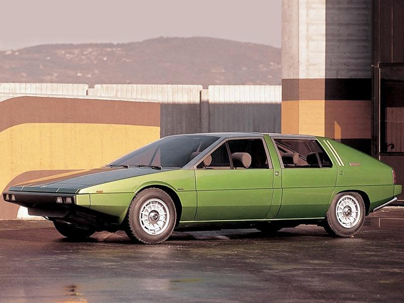 Maserati Medici Concept (1974)