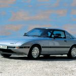 Mazda RX-7 Turbo Prototype (1983)