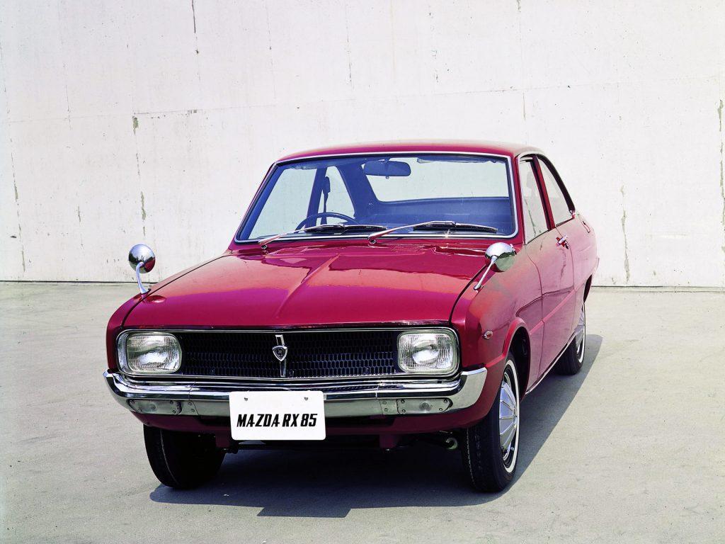 Mazda RX-85 Concept (1967)
