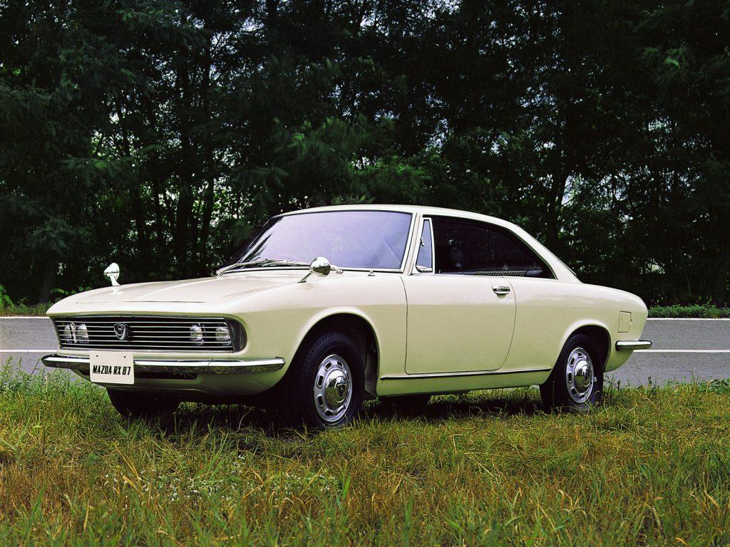 Mazda RX-87 Concept (1967)