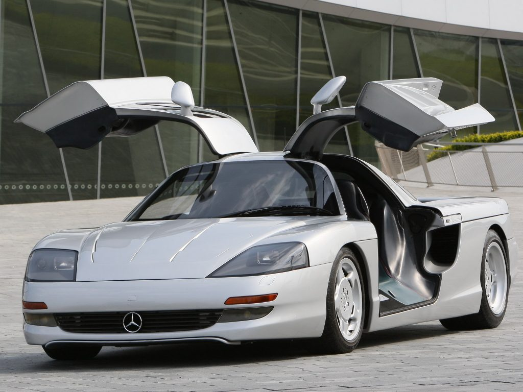 Mercedes-Benz C112 Concept (1991)