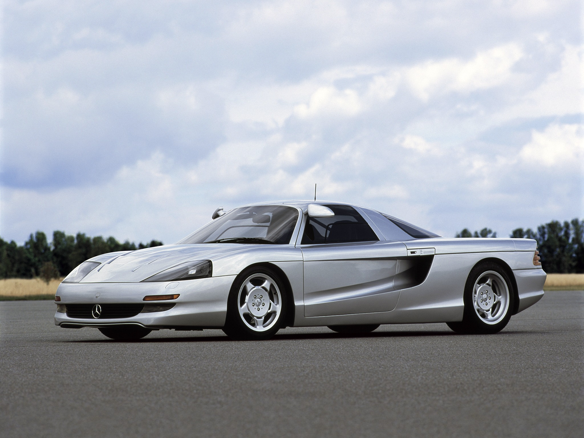 Mercedes benz c112 concept 1991 old concept cars for 1991 mercedes benz