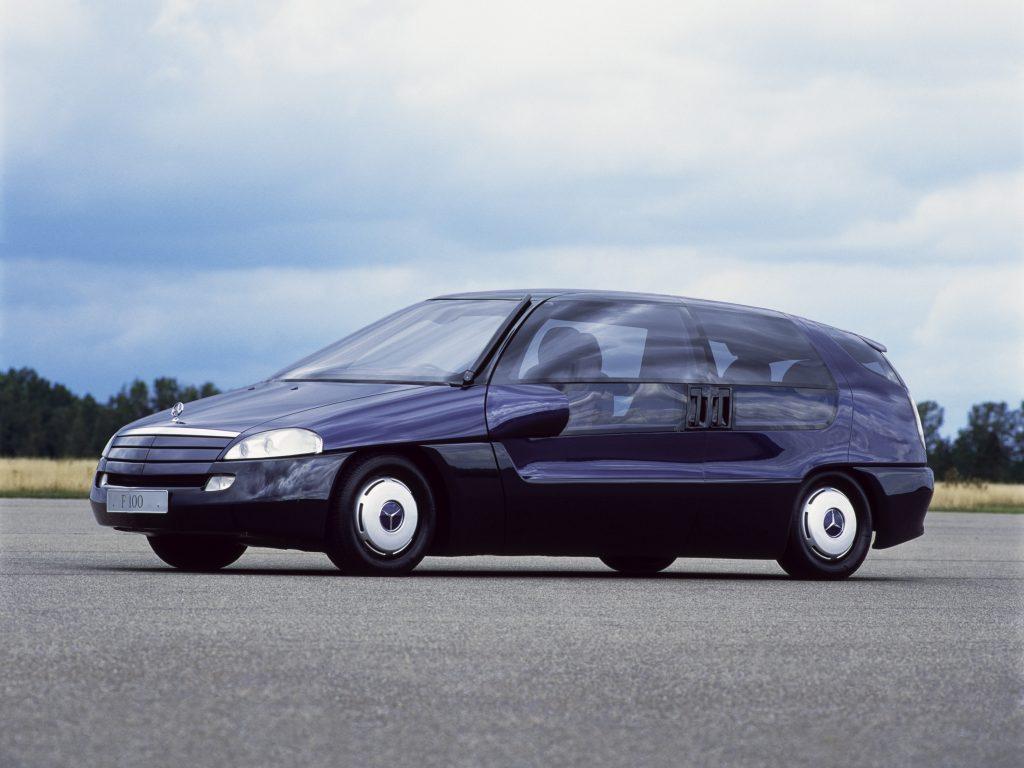 Mercedes-Benz F100 Concept (1991)