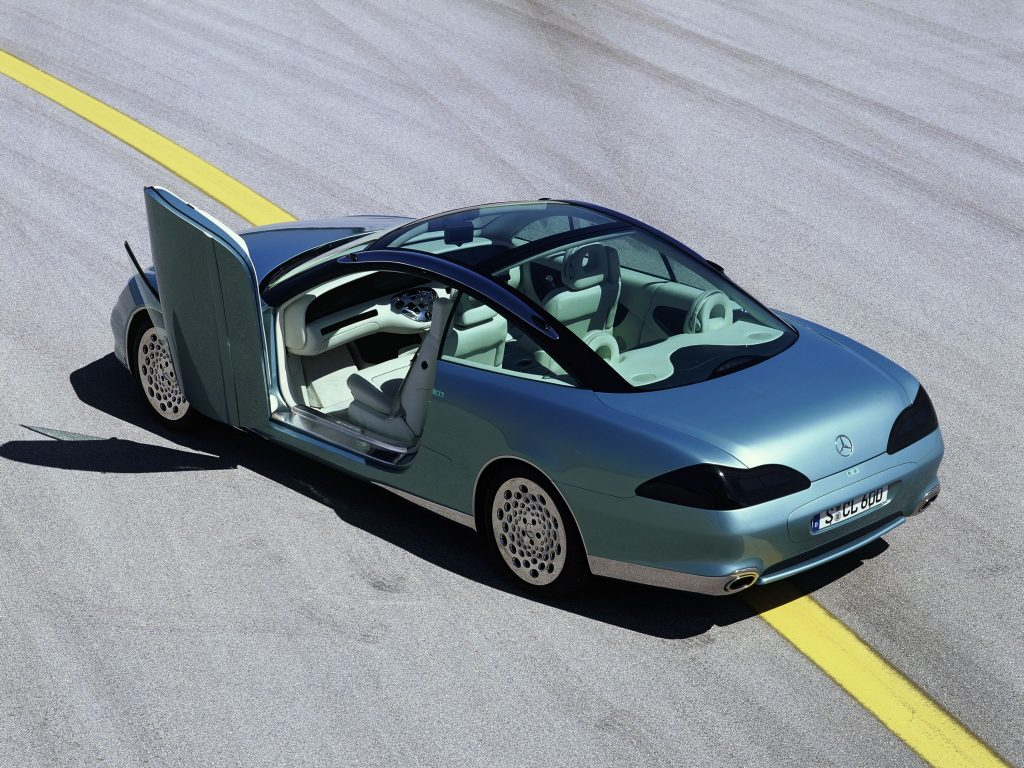Mercedes-Benz F200 Imagination Concept (1996)
