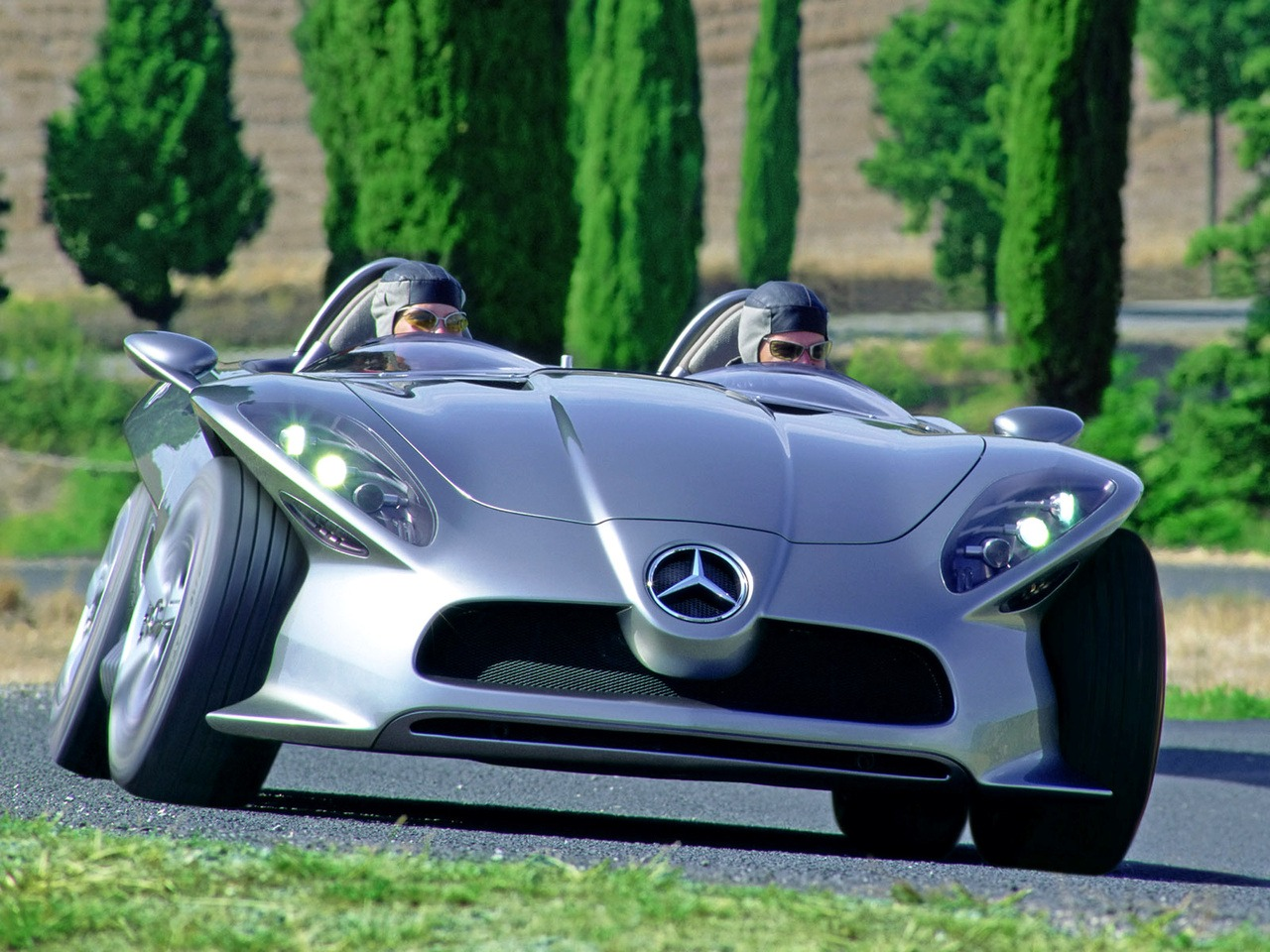 Mercedes Benz F400 Quot Carving Quot Concept 2001 Old Concept Cars