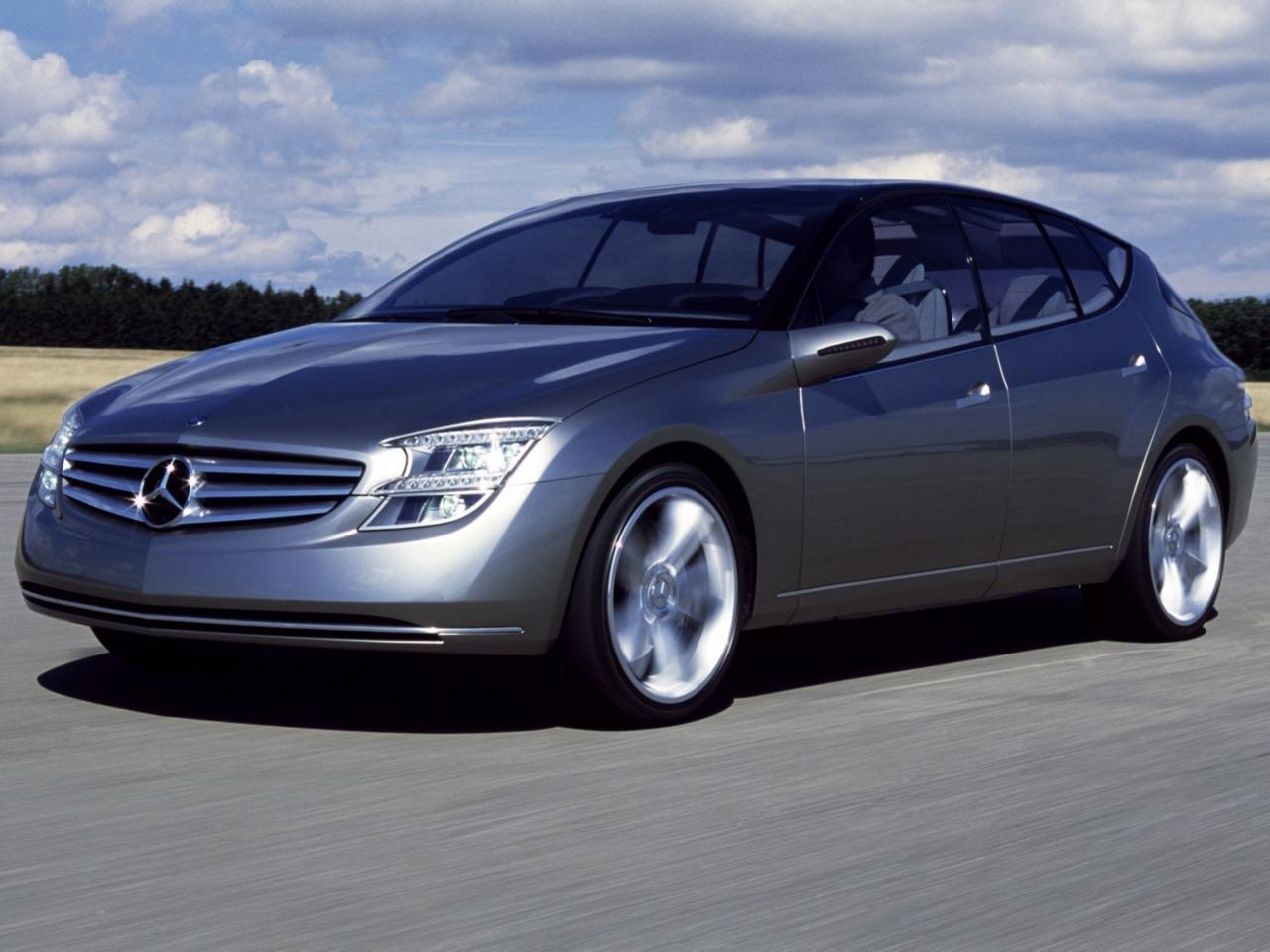 mercedes benz f500 mind concept 2003 old concept cars. Black Bedroom Furniture Sets. Home Design Ideas