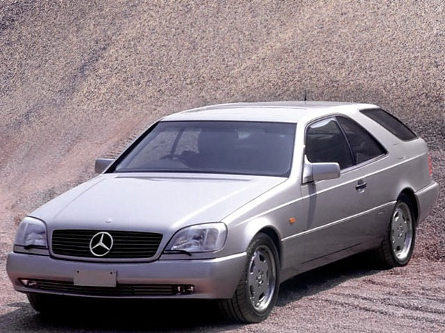 Mercedes-Benz S 500 Shooting Brake (1994)