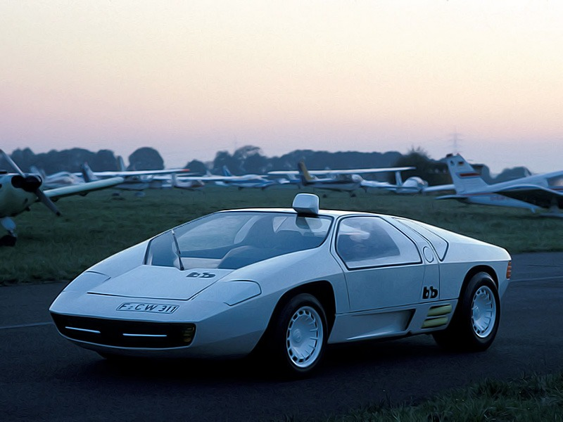Mercedes-Benz Schulz Studie CW311 (1979)