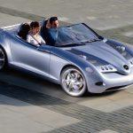 Mercedes-Benz Vision SLA Concept (2000)