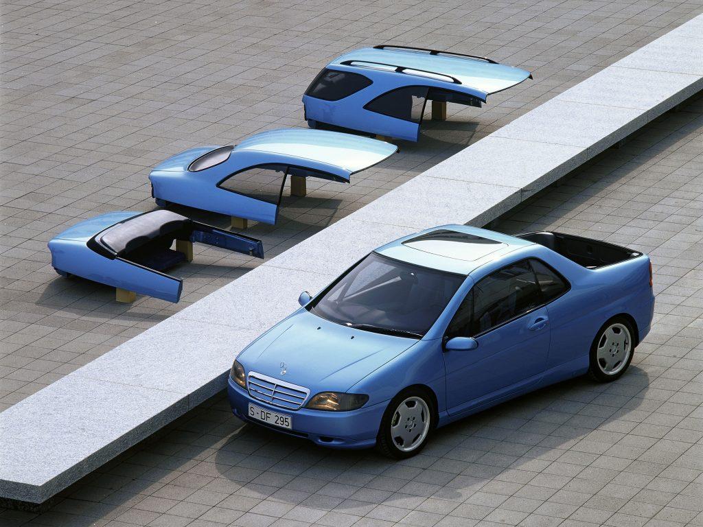 Mercedes-Benz VRC Concept (1995)
