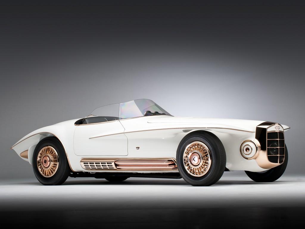 Mercer Cobrat Roadster (1965)