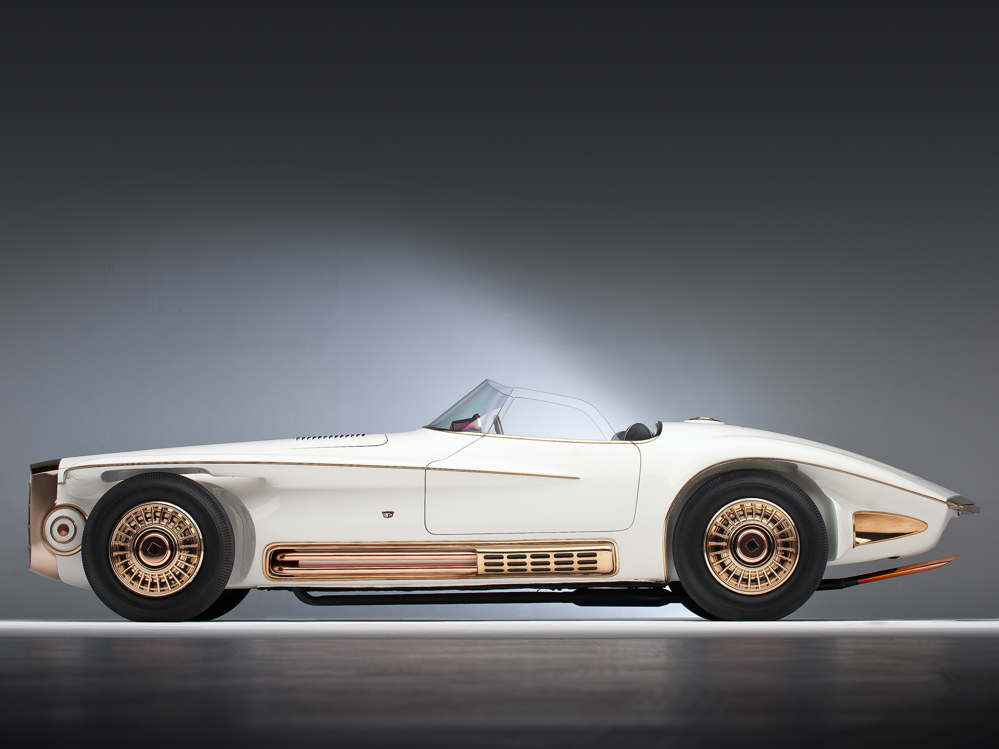 The Most Stunning Concept Cars Of The 1960s Old Concept Cars