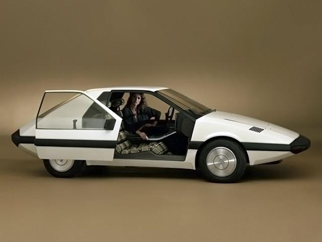 Mercury Antser Concept (1980)