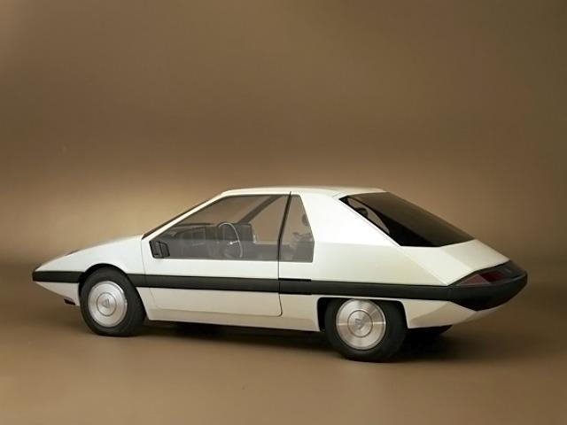 Mercury Antser Concept 1980 Old Concept Cars