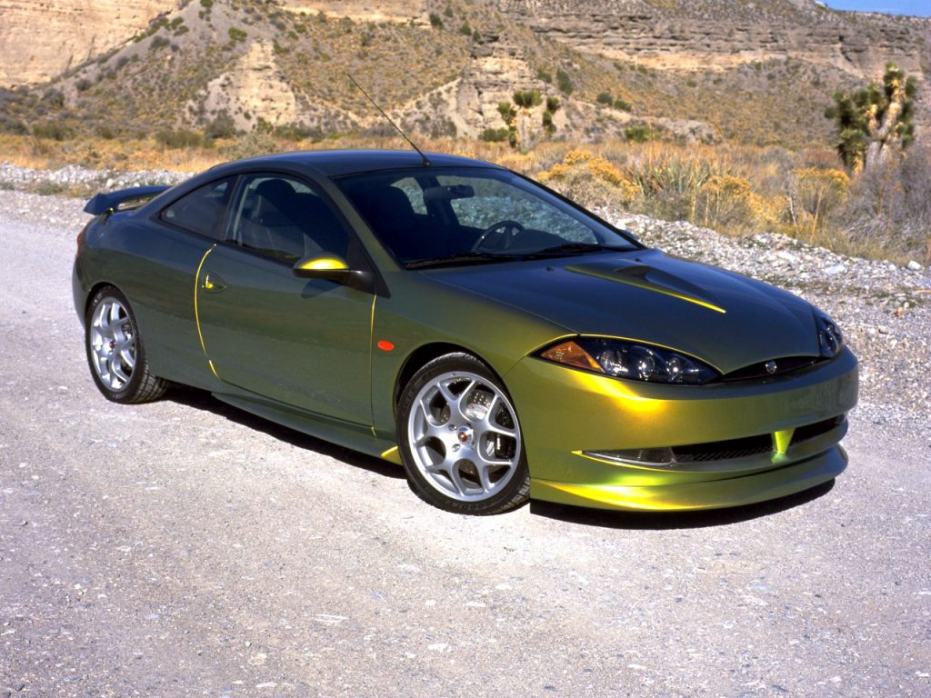 Mercury Cougar Eliminator Concept (1998)