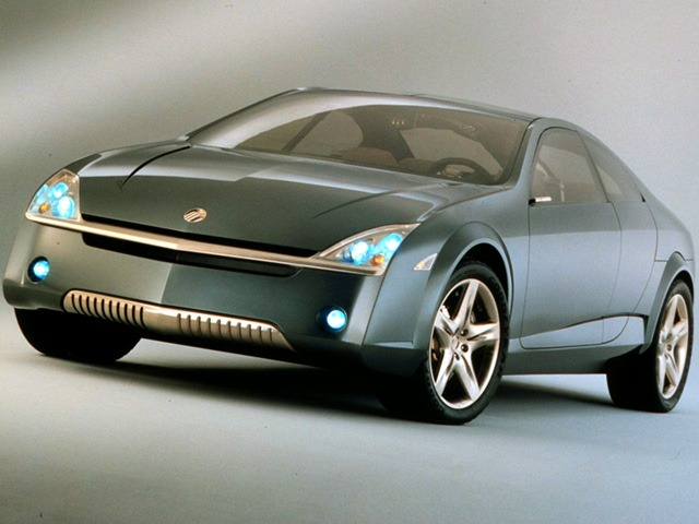 Mercury MC4 Concept (1997)