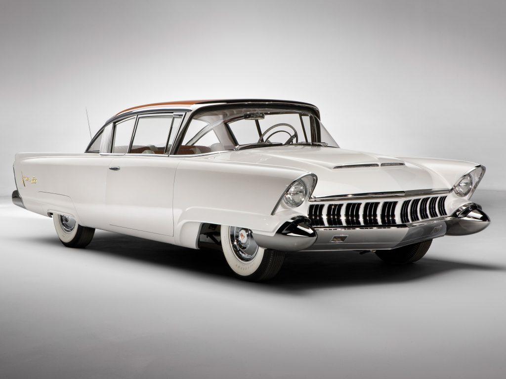 Mercury Monterey XM-800 Concept Car (1954)