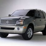 Mercury Mountaineer Concept (2000)