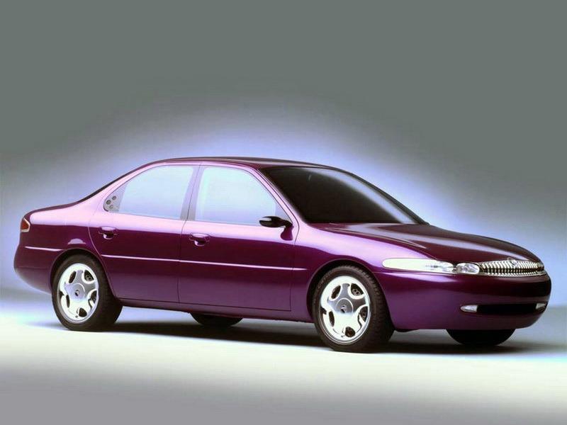 Mercury Premys Concept (1994)