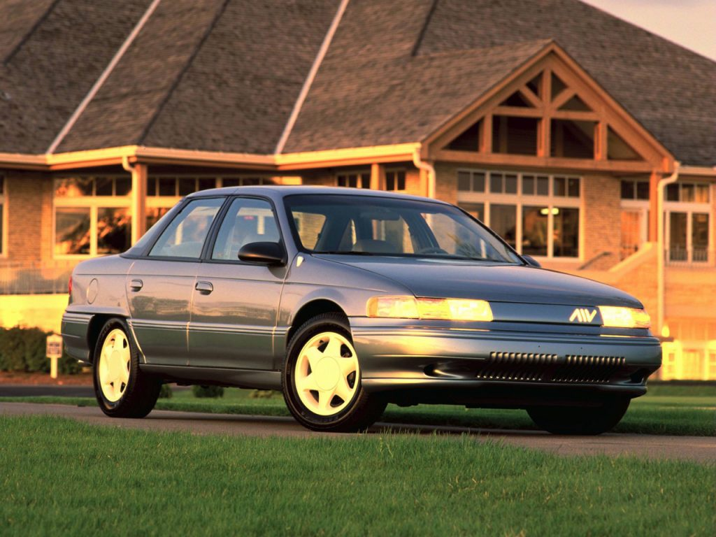 Mercury Sable AIV Concept (1994)