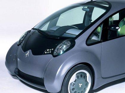 Mitsubishi I Concept 2003 Old Concept Cars