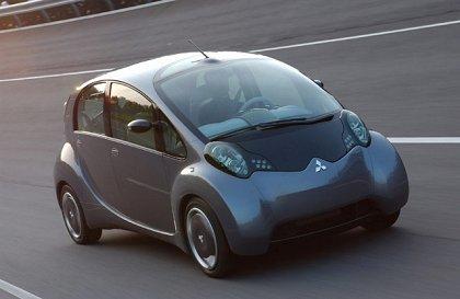 Mitsubishi i Concept (2003)
