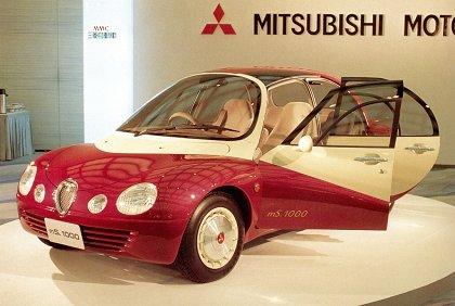Mitsubishi mS.1000 (1991)