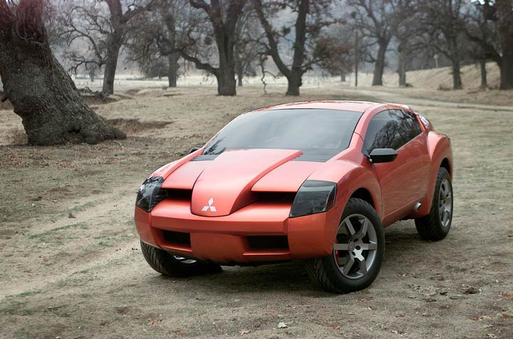 Mitsubishi RPM 7000 Concept (2001)