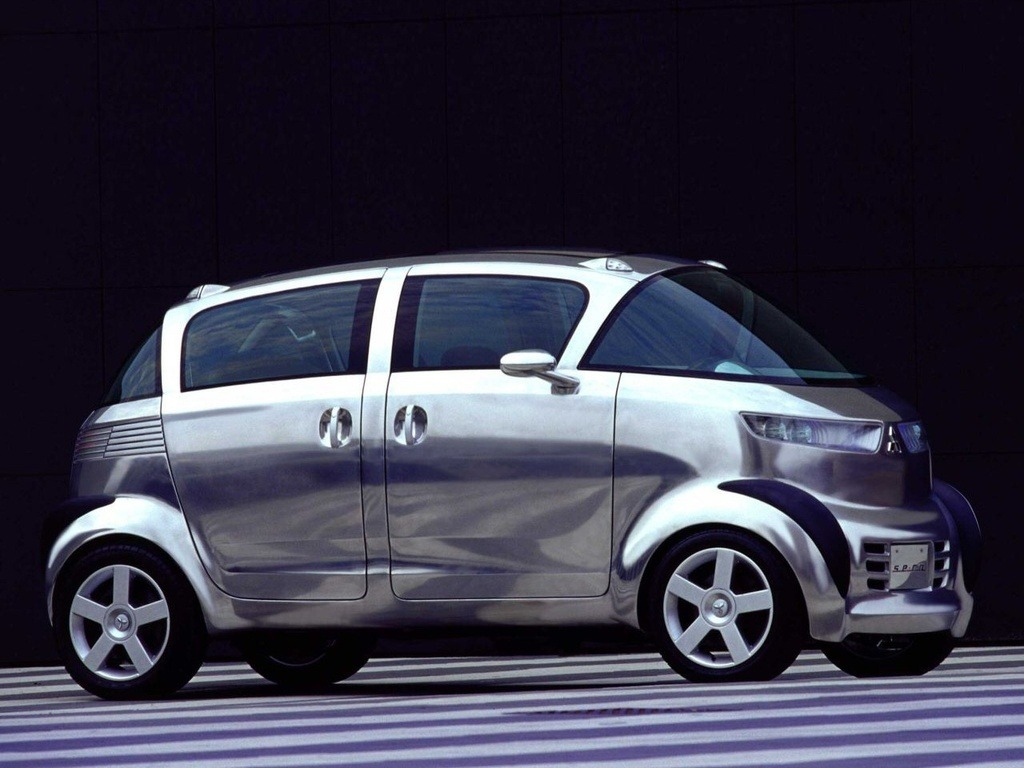 Mitsubishi Se-Ro Concept (2003)