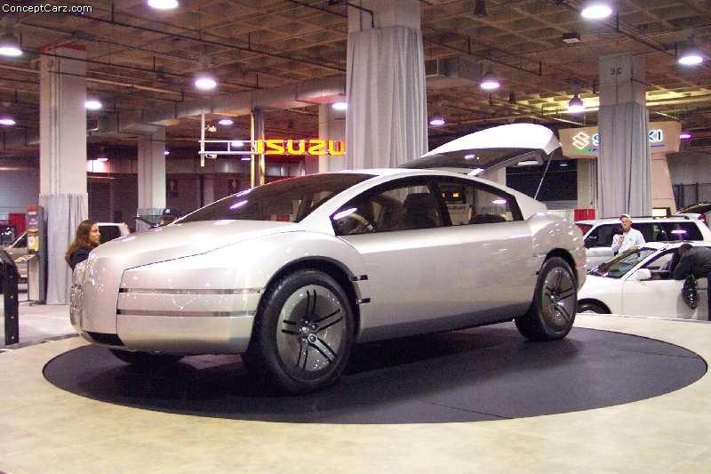 Mitsubishi SSS Concept (2000)