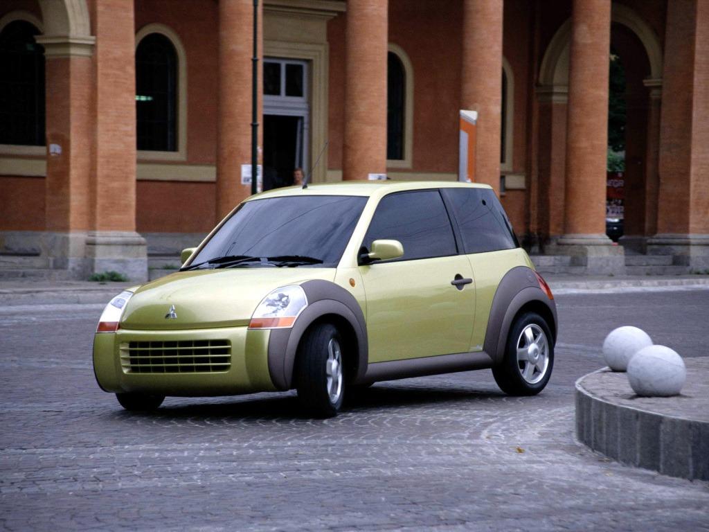 Mitsubishi SUW Compact Concept (1999)